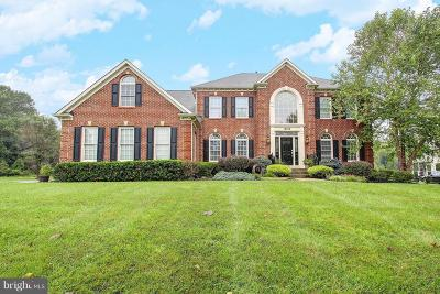 Brookeville Single Family Home For Sale: 18819 Quarrymen Terrace