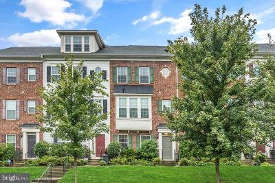 Laurel Townhouse For Sale: 7325 Archsine Lane