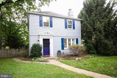 Baltimore Single Family Home For Sale: 303 Woodbourne Avenue