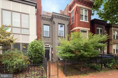 Washington Townhouse For Sale: 1421 1st Street NW
