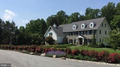 Chadds Ford PA Single Family Home For Sale: $1,095,000