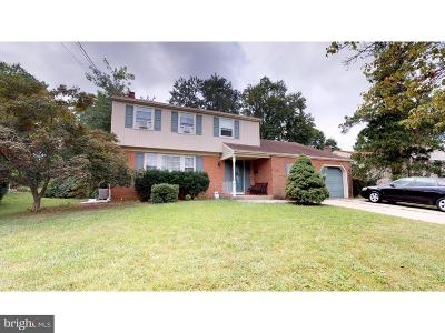 Cherry Hill NJ Single Family Home For Sale: $290,000