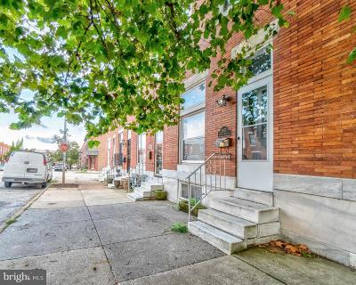 Brewers Hill Townhouse For Sale: 3823 Foster Avenue