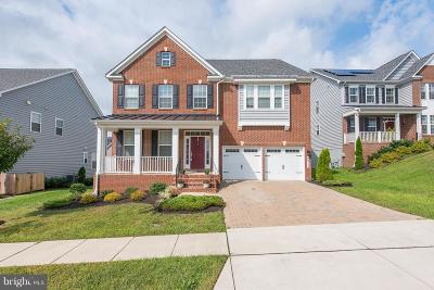 Upper Marlboro, Laurel, Rockville, Silver Spring Single Family Home For Sale: 9911 Sienna Way