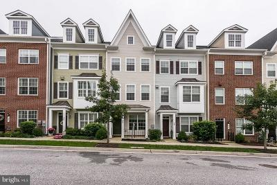 Towson Townhouse For Sale: 48 Linden Place