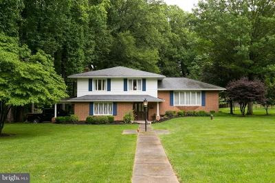 Sykesville Single Family Home For Sale: 1007 Taylor Park Road