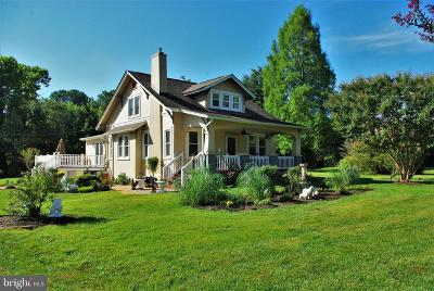 Rappahannock County Single Family Home Active Under Contract: 11908 Lee Highway