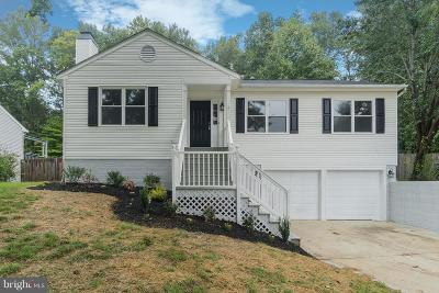Stafford VA Single Family Home For Sale: $339,900