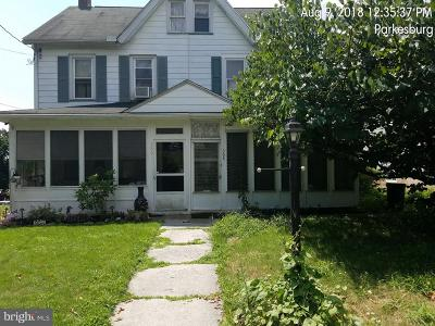 Parkesburg Single Family Home For Sale: 368 Strasburg Avenue