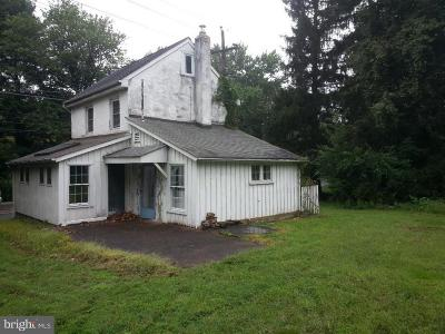 Bucks County Single Family Home For Sale: 1343 Langhorne Newtown Road