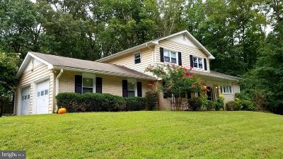 Davidsonville Single Family Home For Sale: 3135 Beards Point Road