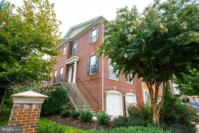 Haymarket Townhouse Active Under Contract: 6801 Hartzell Hill Lane