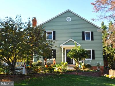 Reston, Herndon Townhouse Active Under Contract: 312 Cherry Court