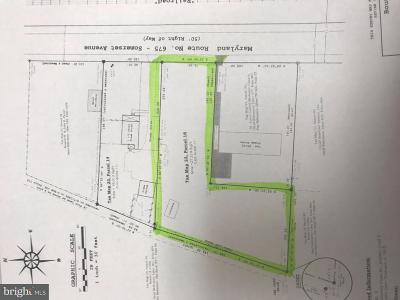 Somerset County Residential Lots & Land For Sale: 11158 Somerset Avenue
