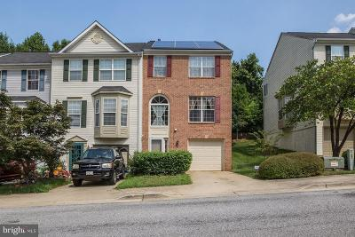 Landover Townhouse Active Under Contract: 921 Vauxhall Road