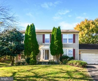 Prince Georges County Single Family Home Under Contract: 11411 Polaris Drive