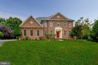 Gaithersburg Single Family Home For Sale: 12501 Viewside Drive