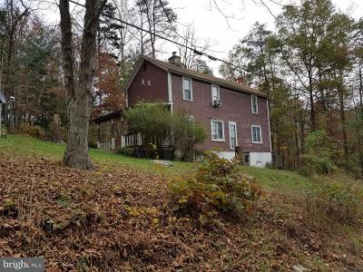 Great Cacapon Single Family Home For Sale: 2830 Rockford Road