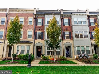 Oxon Hill Townhouse For Sale: 724 Sentry Square