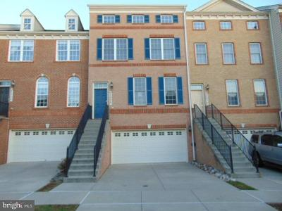 Clarksburg Townhouse For Sale: 22228 Trentworth Way