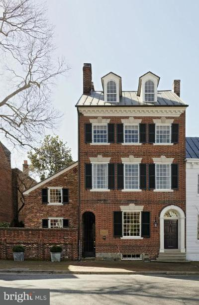 Old Town Townhouse For Sale: 210 Duke Street