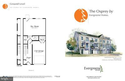 Ocean City Townhouse For Sale: Edgewater Avenue