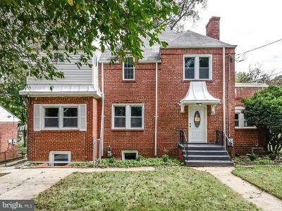 Bladensburg Single Family Home For Sale: 4201 54th Street