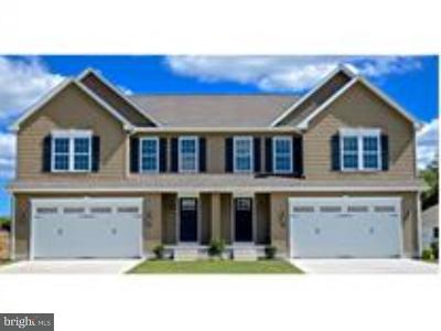 Frederica Townhouse For Sale: 36 Riptide Court