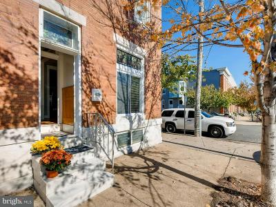 Baltimore Townhouse For Sale: 3728 Foster Avenue