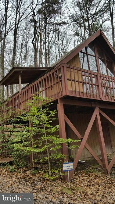 Hedgesville Single Family Home Active Under Contract: 71 Tanager
