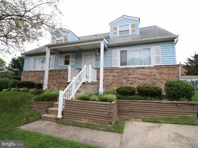 Perry Hall Single Family Home Active Under Contract: 8613 Silver Knoll Drive