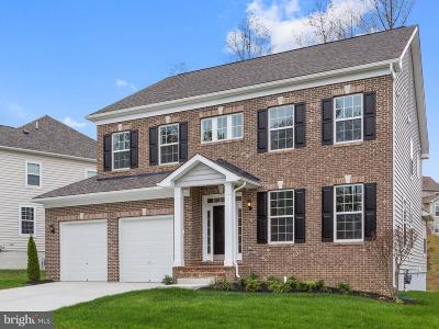 Upper Marlboro Single Family Home For Sale: 2900 Winterbourne Drive