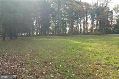 Saint Marys County Residential Lots & Land Under Contract: 00 SE McGlue Road