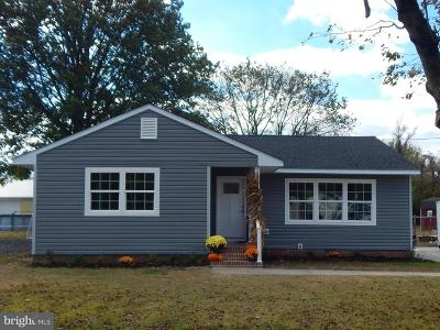 Laurel Single Family Home For Sale: 11034 Trussum Pond Road