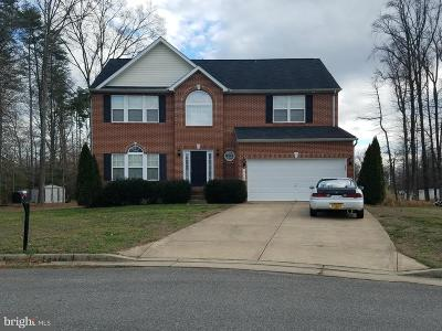 King George County Rental For Rent: 17164 Haven Court