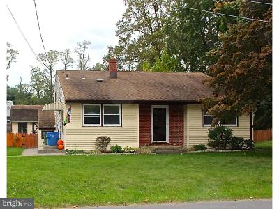 Cherry Hill Single Family Home For Sale: 9 W 6th Avenue