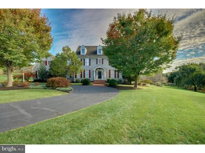 Newtown Single Family Home For Sale: 1092 Creamery Road