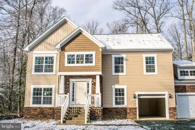 Prince Frederick Single Family Home For Sale: 2635 Grays Road