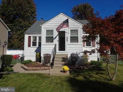 Baltimore Single Family Home For Sale: 2208 Turkey Point Road