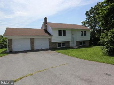 Frederick County Single Family Home For Sale: 9841 Bartgis Road