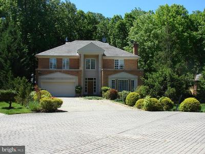 Rockville Single Family Home For Sale: 10024 Chartwell Manor Court