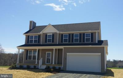 Centreville Single Family Home For Sale: 112 Caleb Court