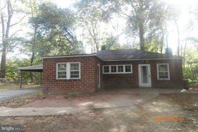 Upper Marlboro Single Family Home For Sale