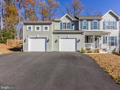 King George VA Single Family Home For Sale: $389,900