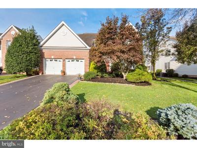 Moorestown Single Family Home For Sale: 124 Augusta Drive