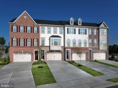 Gambrills Townhouse For Sale: 2407 Macmullen Drive