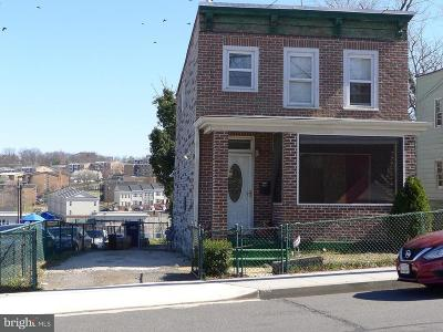 Washington Townhouse Active Under Contract: 2624 Martin Luther King Jr Avenue SE