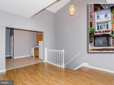 Baltimore Multi Family Home For Sale: 106 Howard Street N
