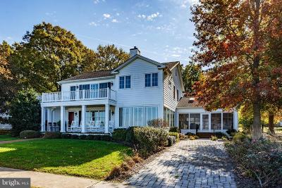 Betterton Single Family Home For Sale: 107 Bayside Boulevard