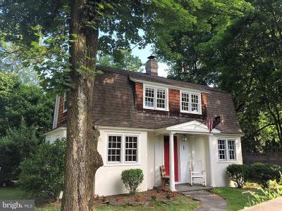 Princeton Single Family Home For Sale: 931 Lawrenceville Road